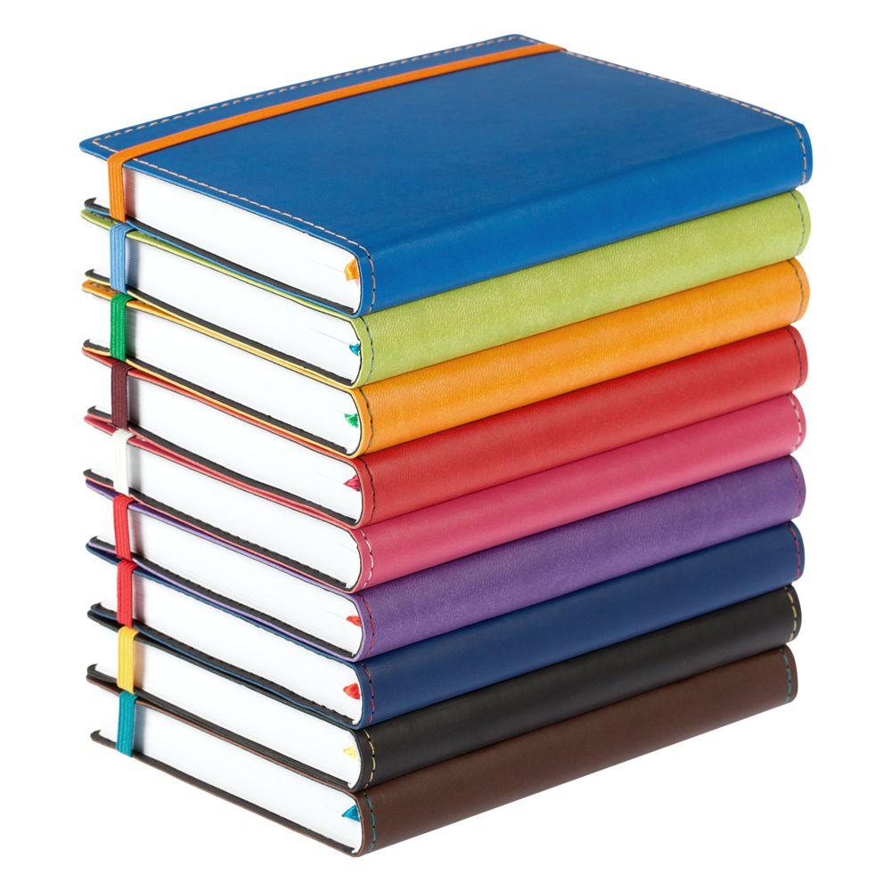 Блокнот Vivid Colors в мягкой обложке