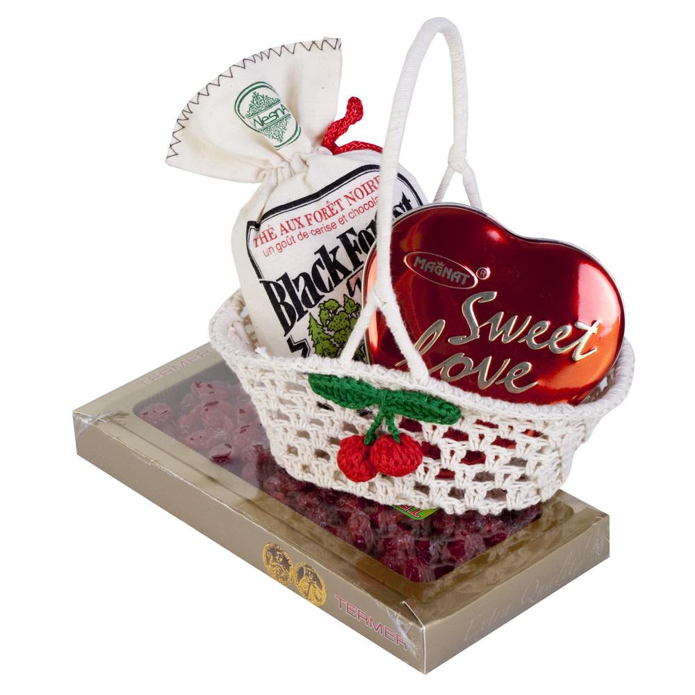 Подарочный набор «Вишневый сад» LUX
