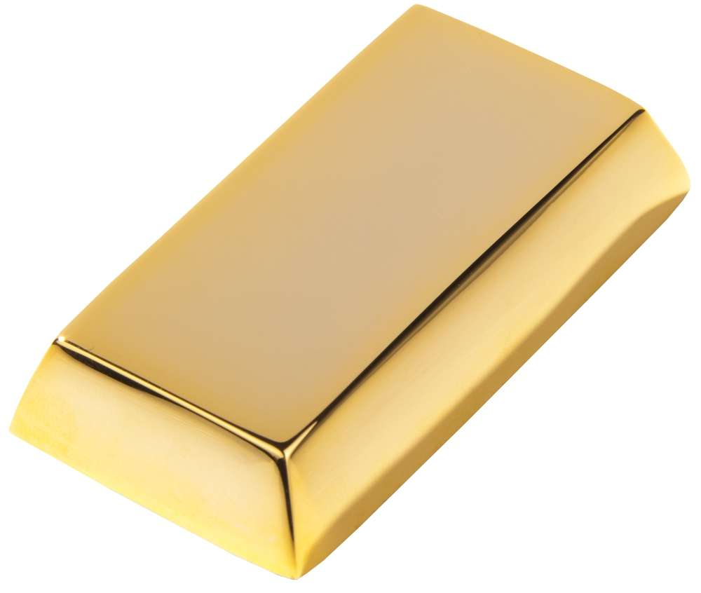 Пресс-папье «Чистое золото»