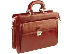 Портфель «Титан» с противоударным отделением для ноутбука и внешним карманом