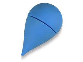 Флеш-карта USB 2.0 на 8 Gb в форме капли