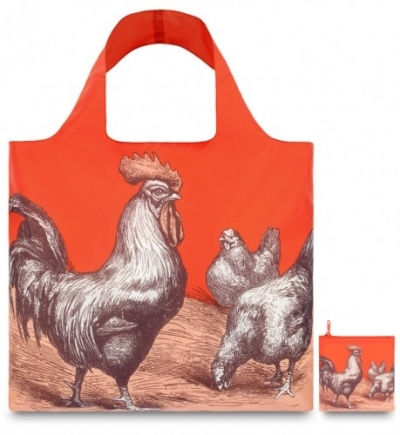 Сумка LOQI FASHION - FARM Rooster
