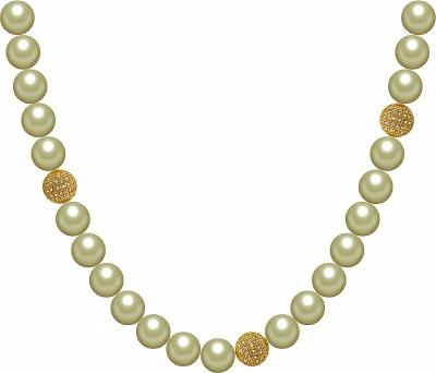 Ожерелье 131L-GK-45