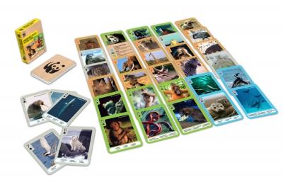 Игральные карты WWF