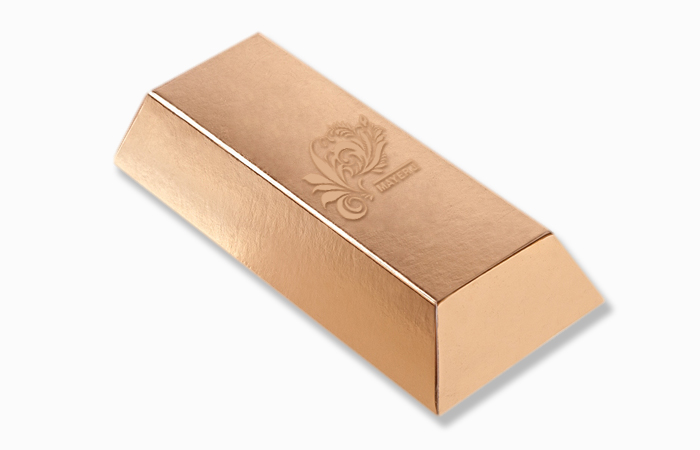 Золотой слиток 12х15г