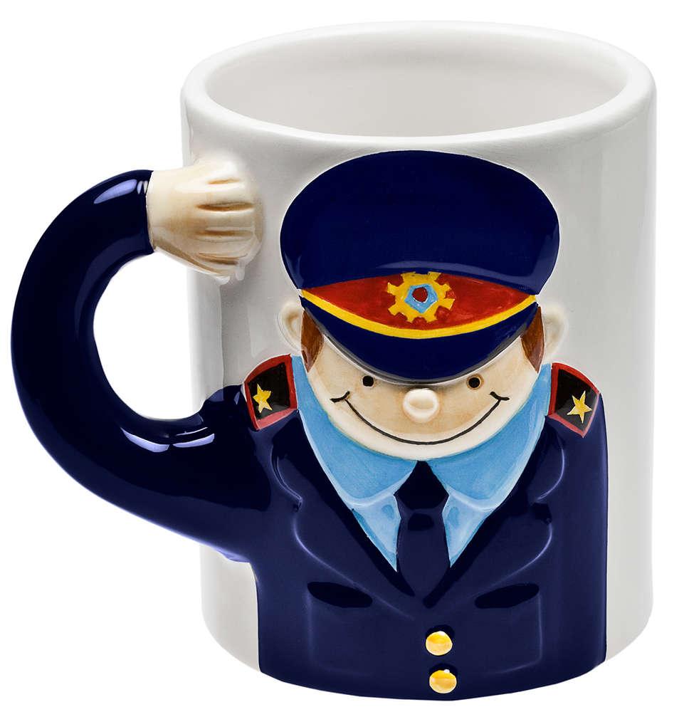 Подарок для полицейских