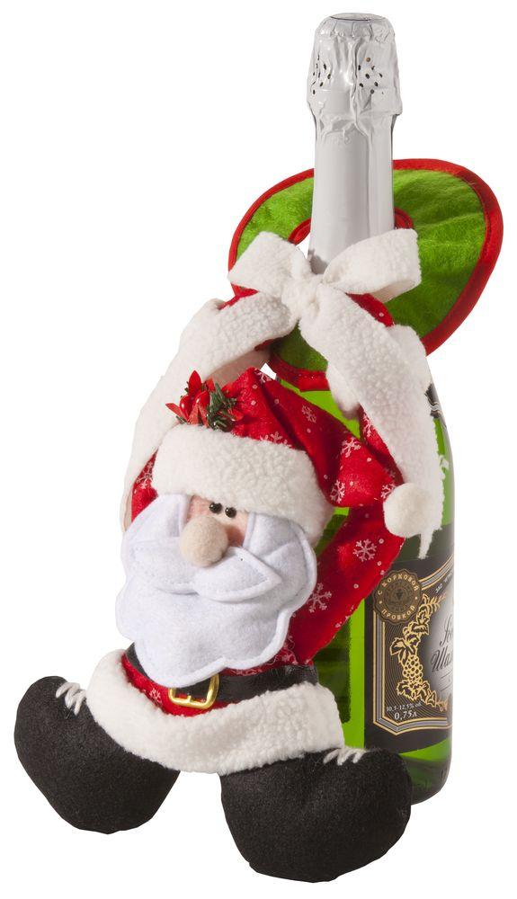 Чехлы на шампанское новый год