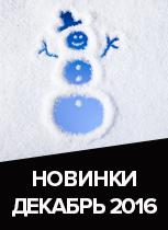 Новинки и идеи корпоративных сувениров от GiftsPro.ru (декабрь 2016)