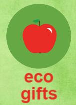 Подборка сувениров из экоматериалов от GiftsPro