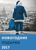 Новогодние подарки 2017 от GiftsPro.ru